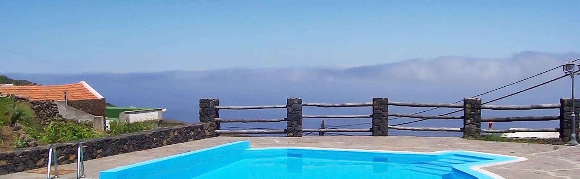 Escapada con desayuno e impresionantes vistas en Mocanal, El Hierro