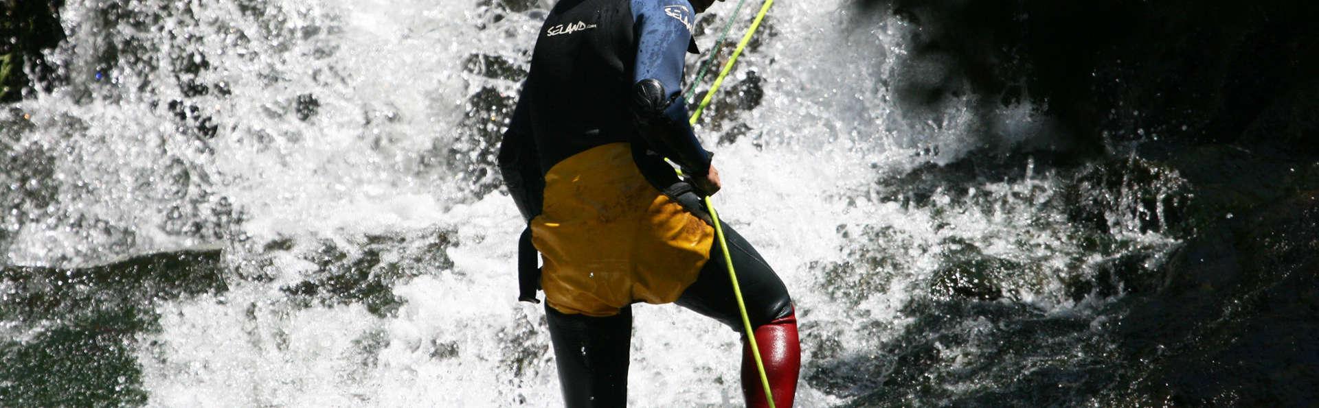 Especial Aventura: Escapada con Barranquismo en Santillana del Mar