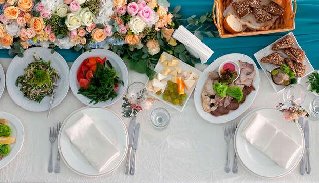 Nei pressi delle Cinque Terre con meravigliosa cena ligure inclusa!