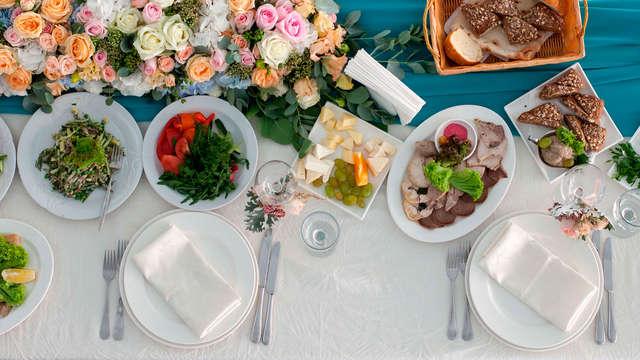 Découvrez Cinque Terre avec dîner inclus