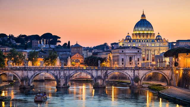 Séjour 4 * à prix réduit dans le centre de Rome !