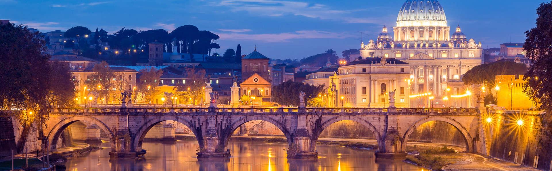Venetia Palace Hotel 4 Rome Italie