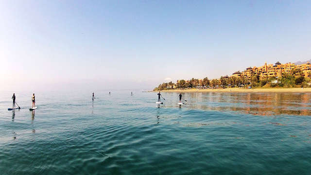 Oferta exclusiva: Escapada con Paddle surf  Estepona (desde 2 noches)