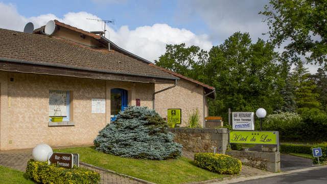 Week-end  en pleine nature en Auvergne proche d'Aurillac