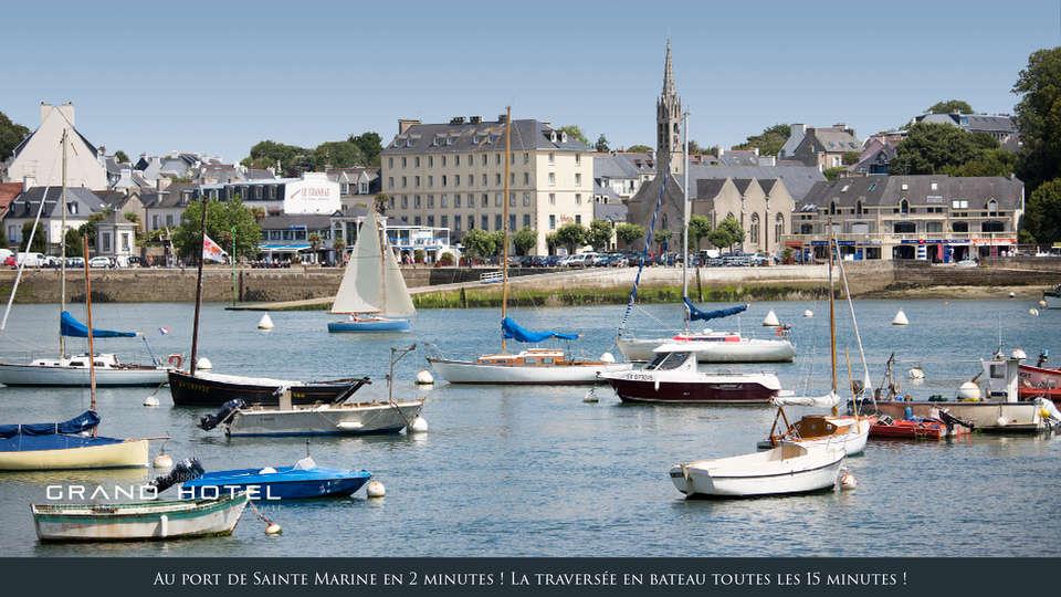 Le Grand Hôtel Abbatiale  - EDIT_port_sainte_marine.jpg