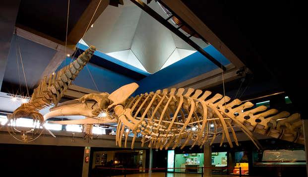 Escapada cerca de Santander con visita al Museo Marítimo del Cantabrico