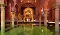 1 accès au hammam Al Andalus Granada pour 2 adultes