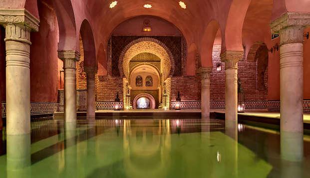 3x2 notti+ Parcheggio a Granada+ Battesimo di immersione subacquea e spiaggia a 45 minuti