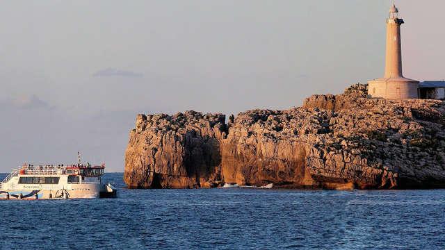 Ven a Conocer la Bahía de Santander con un tour marítimo y bombones como detalle de bienvenida