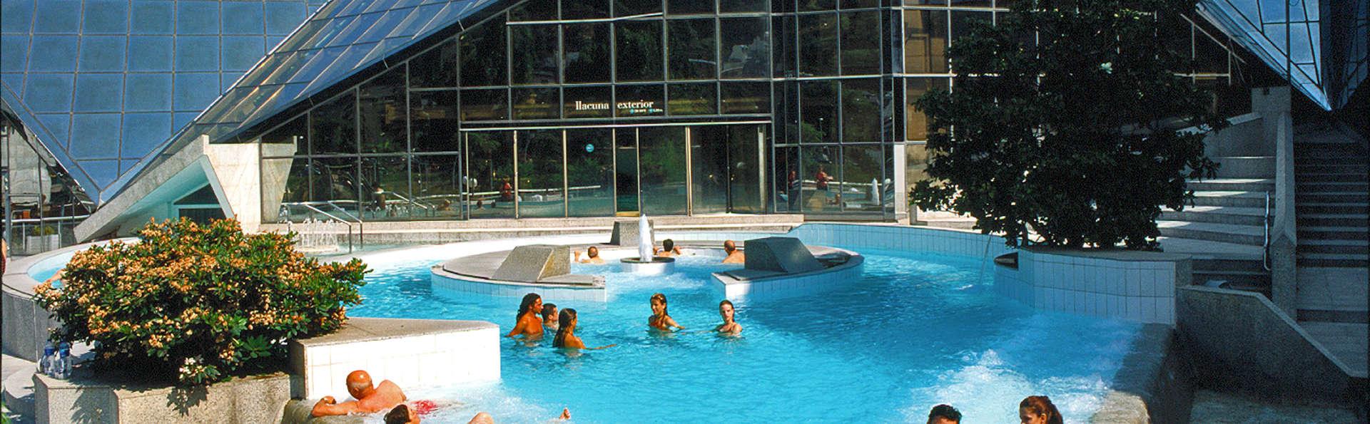 Escapada con spa y acceso a Caldea en Andorra La Vella