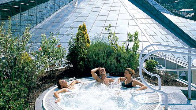 Relax con acceso a Caldea en Andorra