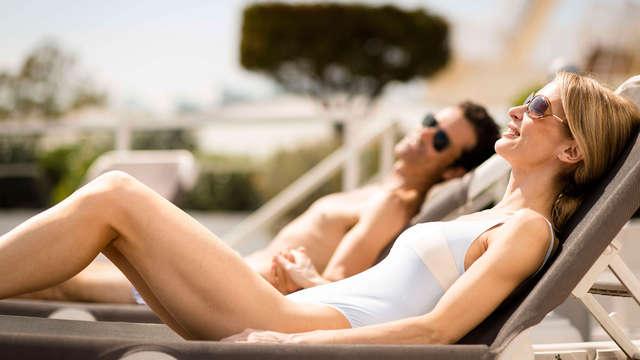 Escapada relax con 3 tratamientos de hidroterapia incluidos en Deauville