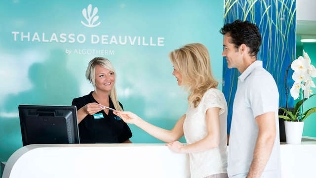 Amiraute Hotel Golf Spa Deauville - Thalasso-Deauville-by-Algotherm