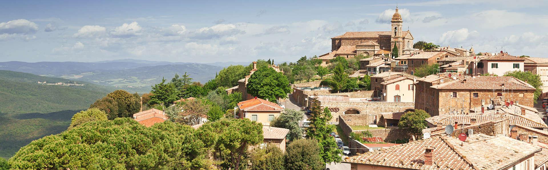 Prezzo speciale di 2 notti: relax totale in Toscana con cena e sauna