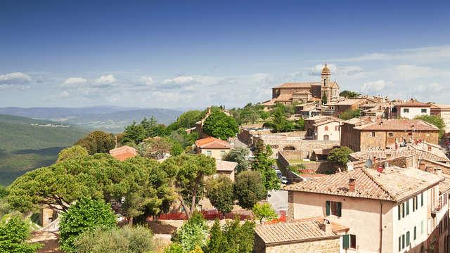 Volop genieten in Toscane met een diner en sauna
