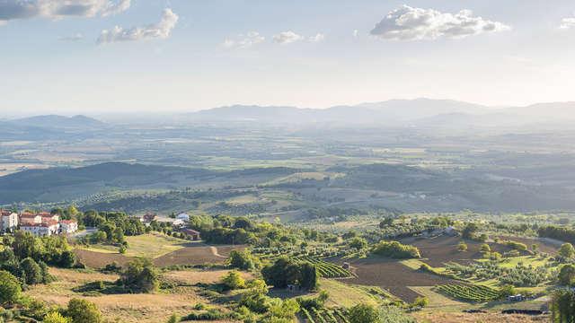 Explora la auténtica Toscana