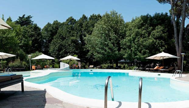 Soggiorno a Montecatini Terme con accesso alla spa