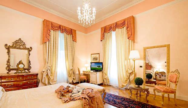 Offerta a 5 stelle: soggiorno con SPA a Montecatini