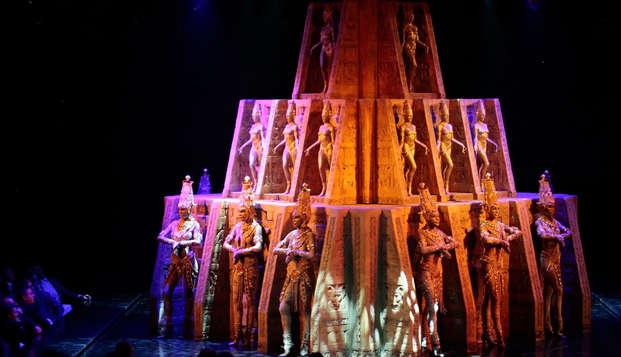 Weekendje weg in Parijs inclusief sprookjesachtige avond in het showtheater Lido de Paris