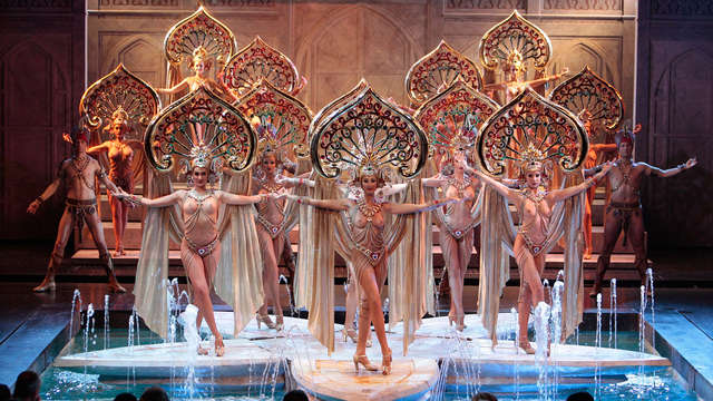 Hotel Balmoral Champs-Elysees - lido de paris