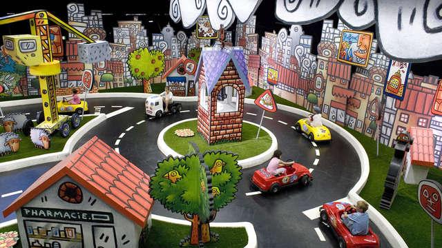 Escapade détente à Meudon avec entrée à France Miniature