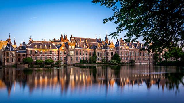 Découvrez les merveilles historiques de La Haye (city card La Haye inclu)