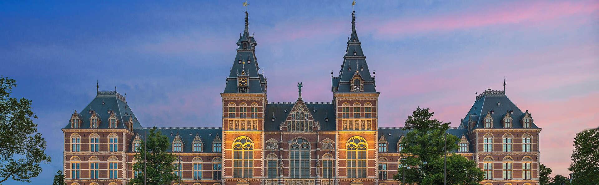 Séjour wellness luxueux à Volendam et visite au Rijksmuseum d'Amsterdam (à partir de 2 nuits)