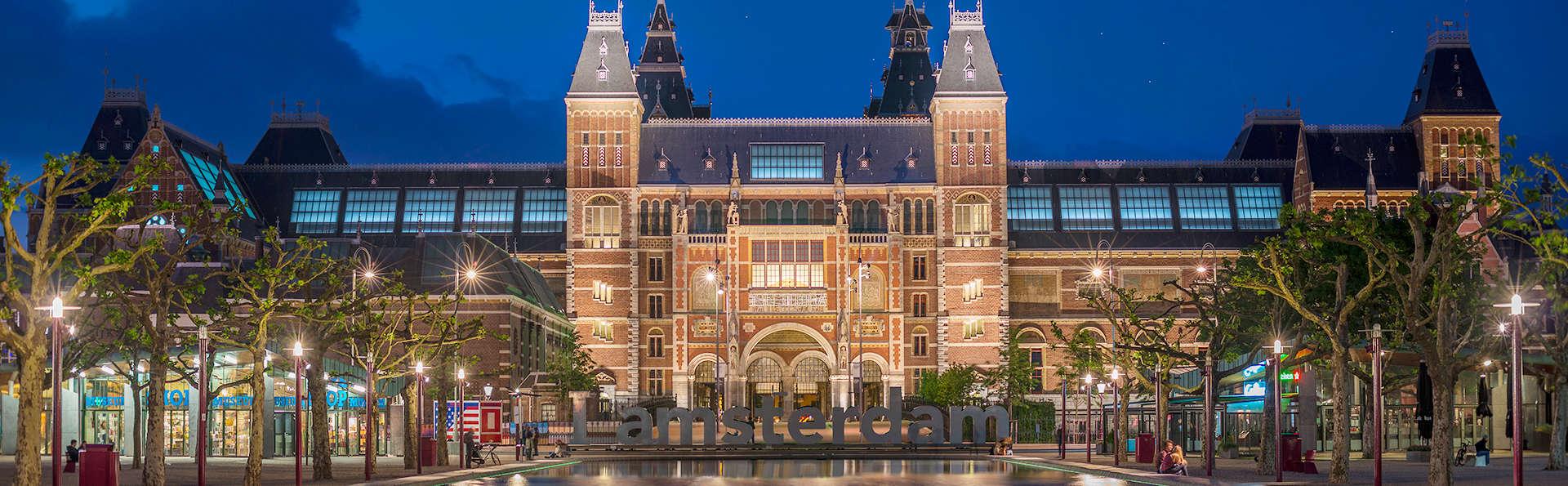 Séjournez près d'Amsterdam et visitez le Rijksmuseum