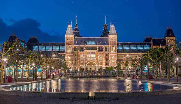 Vacanza alle porte di Amsterdam con visita al Rijksmuseum