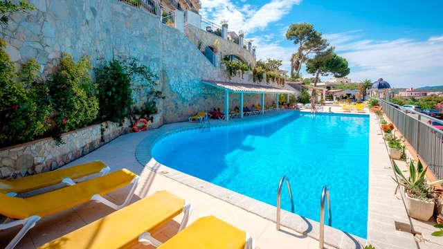 Ne manquez pas cette offre exclusive en Pension complète sur la Costa Brava.