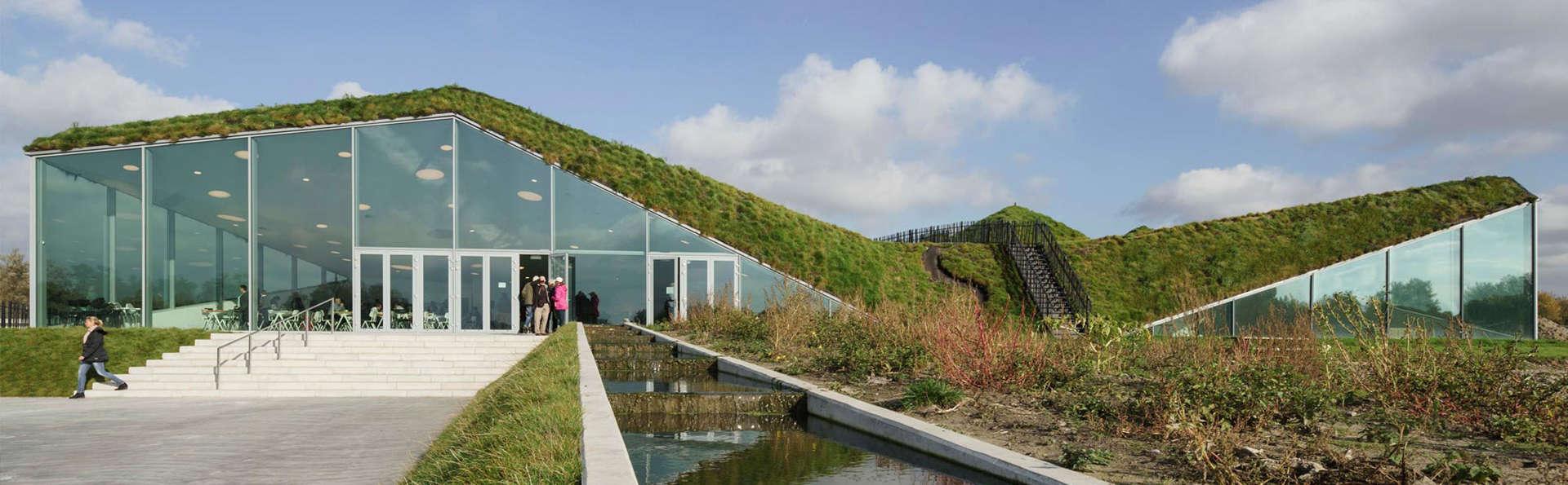 Nature et culture à Dordrecht , la plus vieille de Hollande