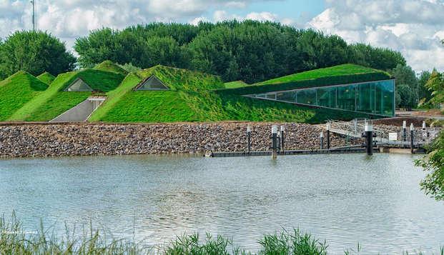 Découvrez la belle nature du parc national De Biesbosch sur l'eau