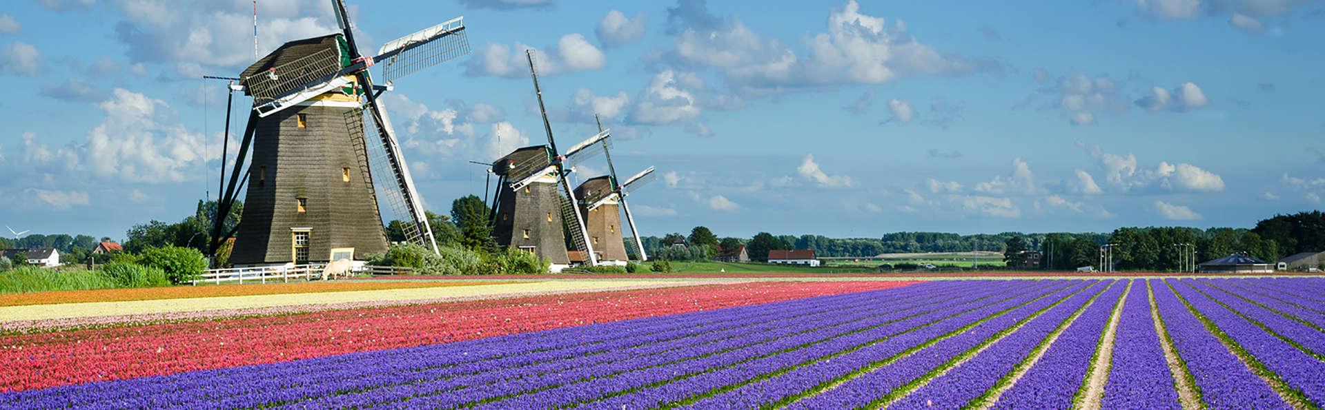 Descubre Leiden y visita el famoso Keukenhof