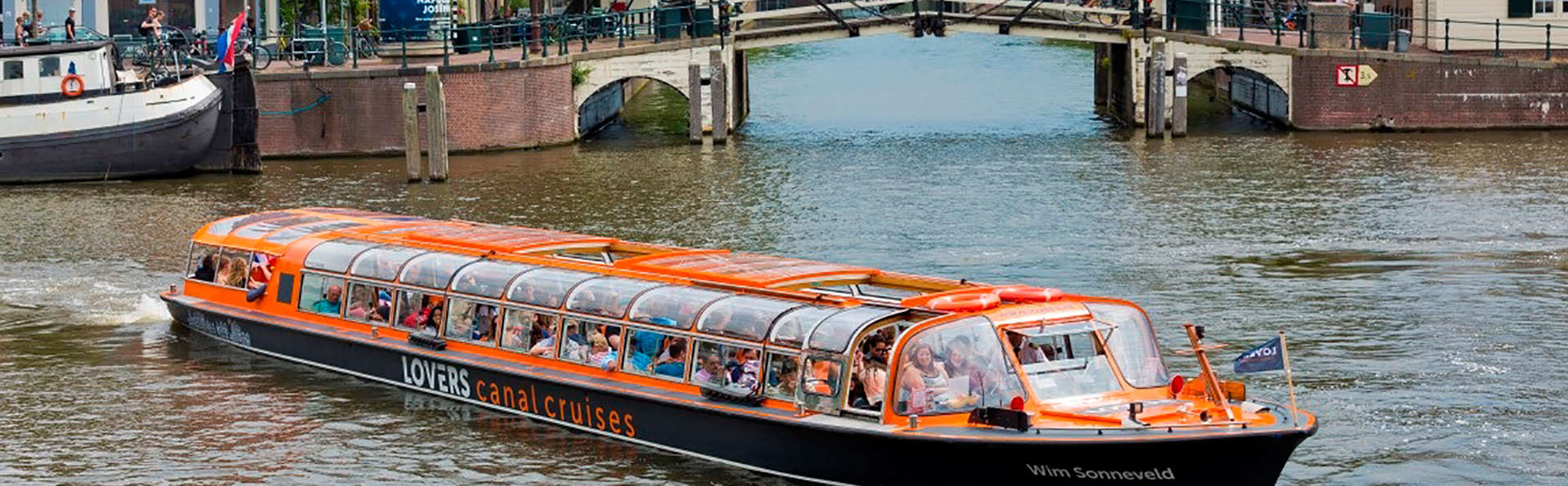 Séjour de luxe et de charme à Amsterdam avec croisière incluse