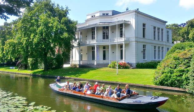 Découvrez le centre-ville de La Haye grâce à une croisière sur son canal