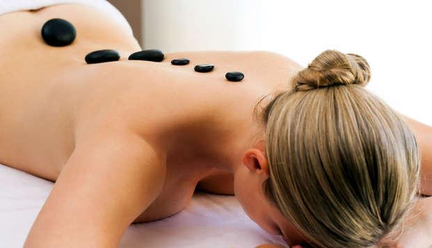 Date un respiro con 2 días de circuito termal, media pensión y un masaje (desde 2 noches)