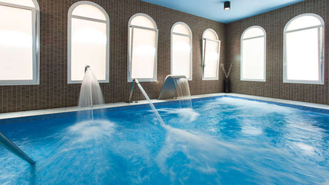 Relax con circuito termal en el Balneario Vichy Catalán