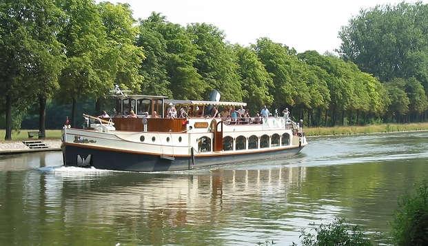 Explorez Maastricht avec une croisière sur la Meuse (à partir de 2 nuits)