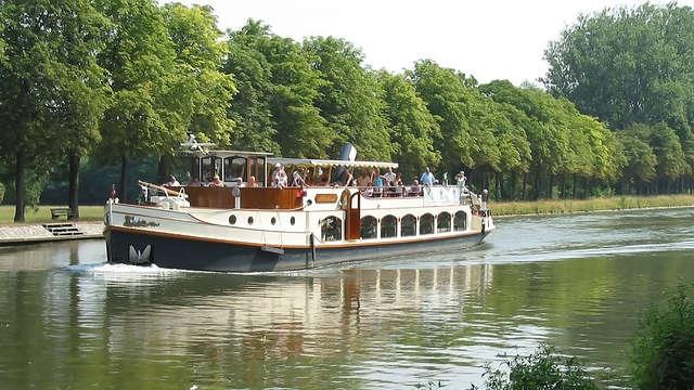 Ontdek Maastricht vanaf het water