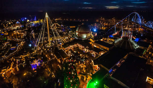 Séjour en Alsace avec accès au parc Europa Park (à partir de 4 nuits)