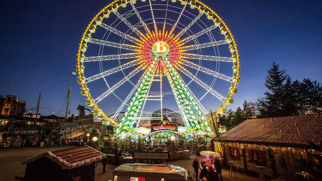 Charmante nuitée à Offenburg avec accès à l'Europa-Park (à partir de deux nuits)