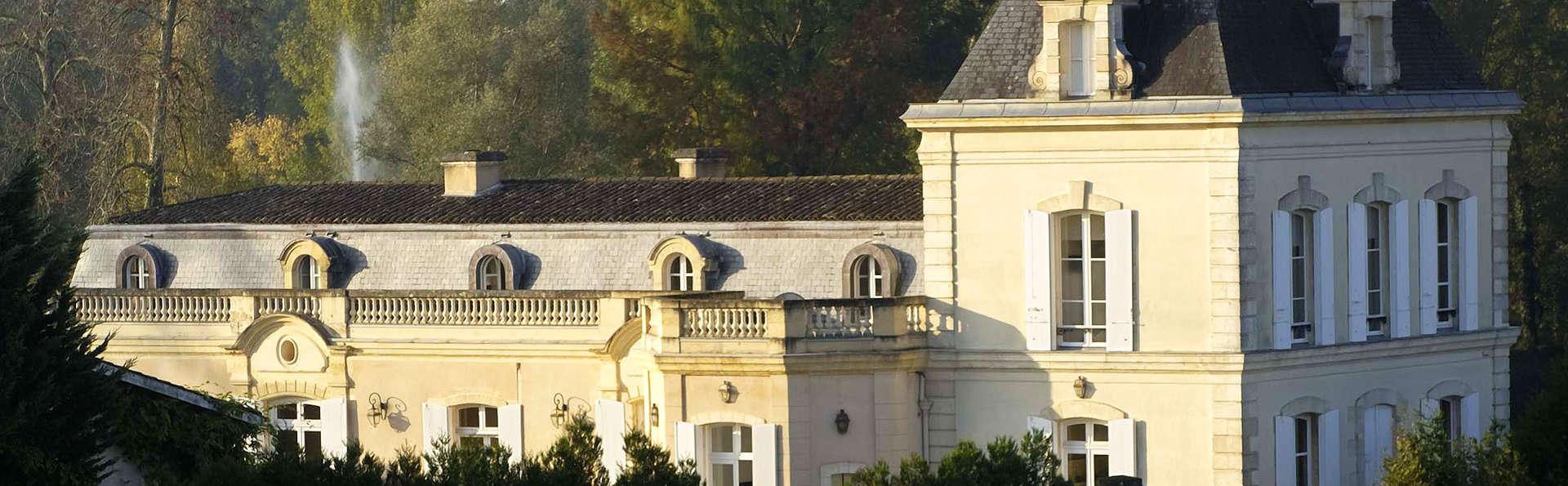 Œnologie et détente aux portes de Bordeaux