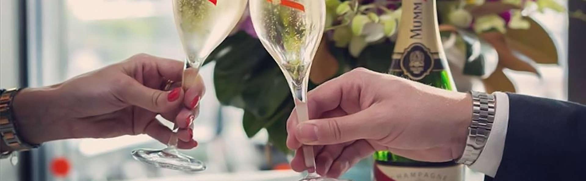 Week-end dégustation de champagne et visite de la cave Mumm
