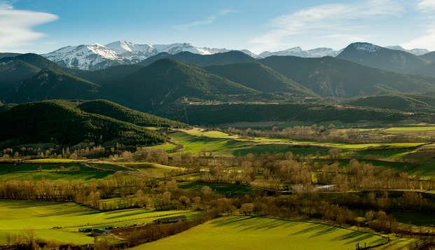Chollo: Descubre el Pirineo Catalán en la Molina en un hotel familiar de Alta Montaña