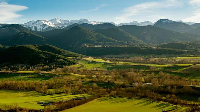 Bonne affaire! Séjour de charme dans les Pyrénées catalanes