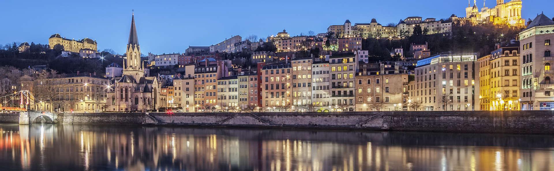 Partez à la découverte de Lyon (City Pass inclus)