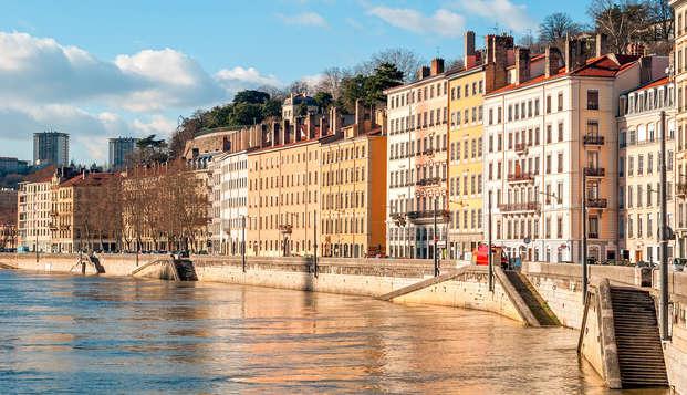 Escapade avec Lyon City Card pour découvrir Lyon