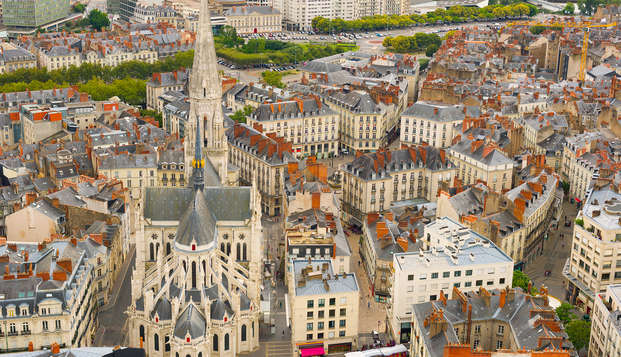 Week-end découverte de la ville de Nantes