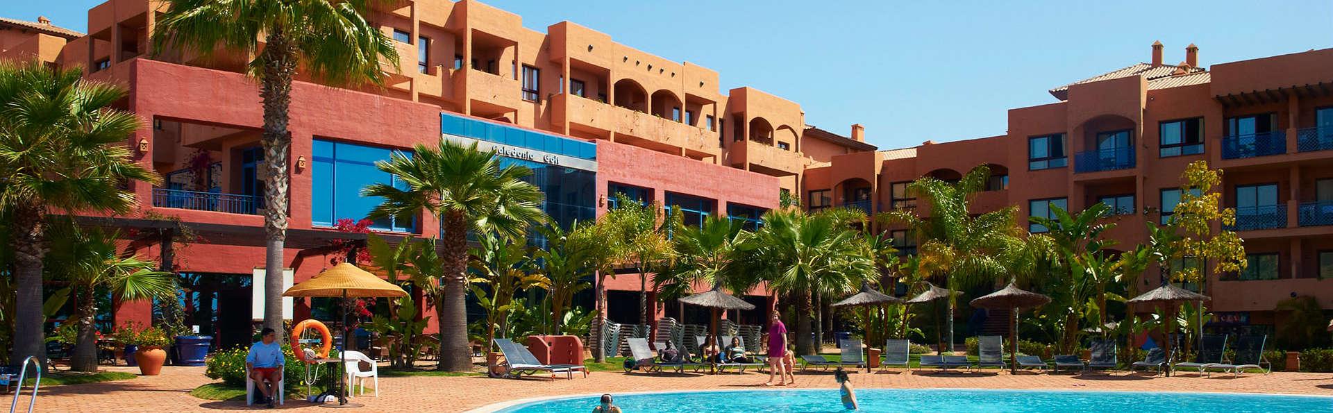 Séjour à Estepona sur la Costa del Sol en studio complètement équipé