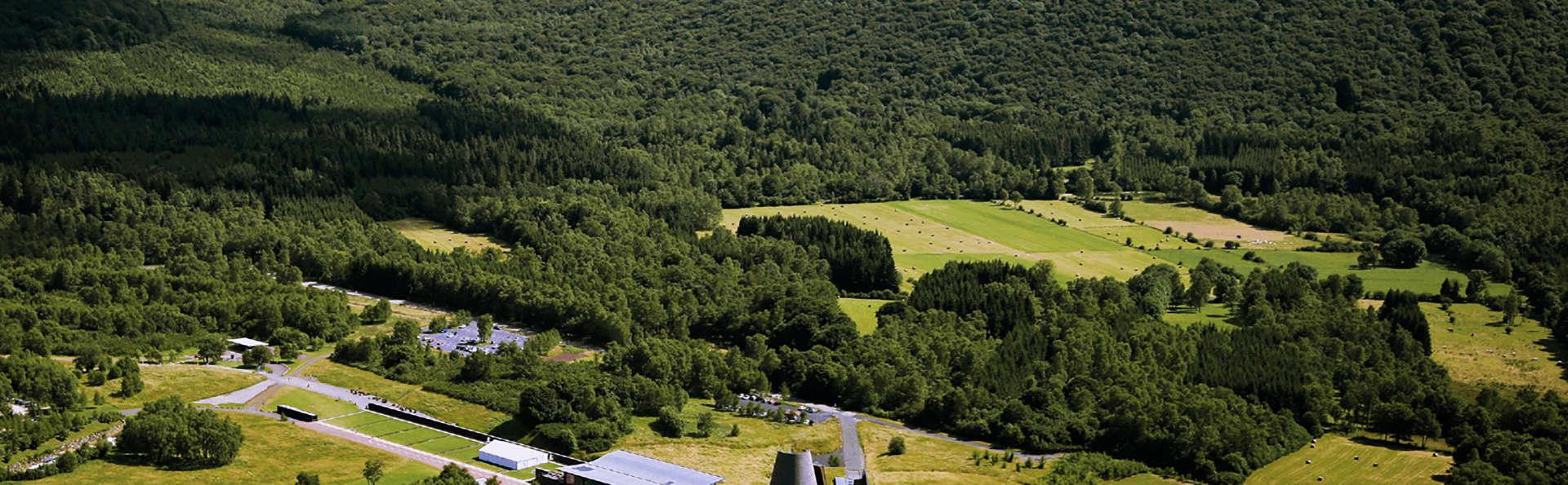 Week-end découverte du Parc Vulcania, en Auvergne